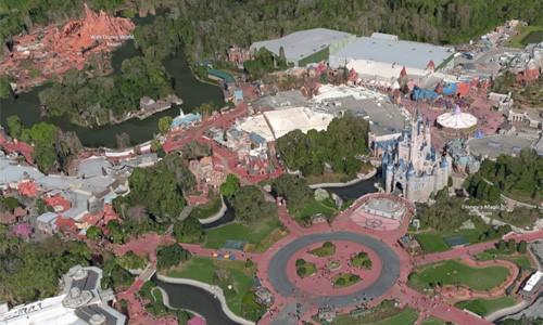 BingMapsPreviewApp-DisneyWorld-OrlandoFL