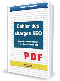 Cahier des Charges SEO : création ou refonte d'un site