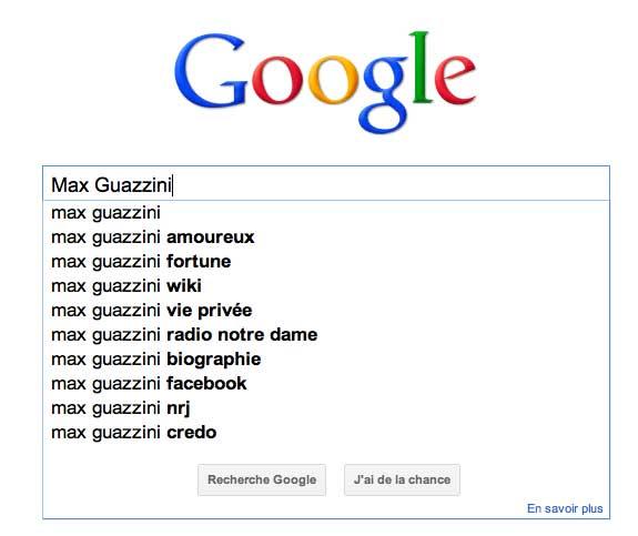 Google Max Guazzini