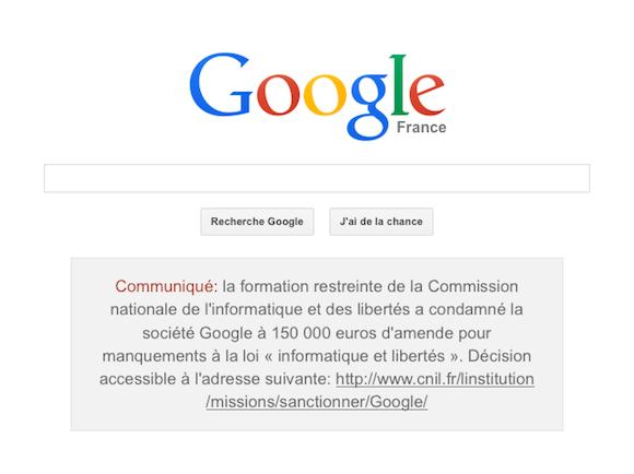 Google-condamnation-cnil