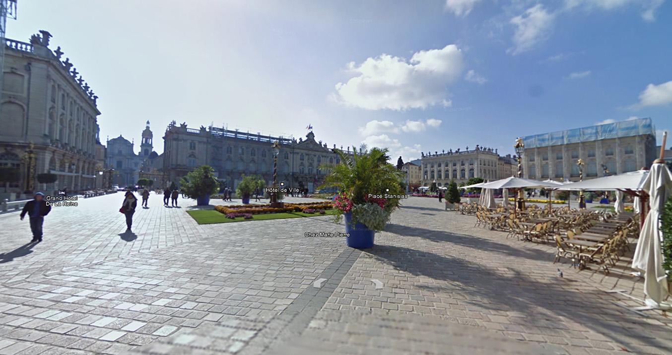 Parc d el'orangerie strasbourg