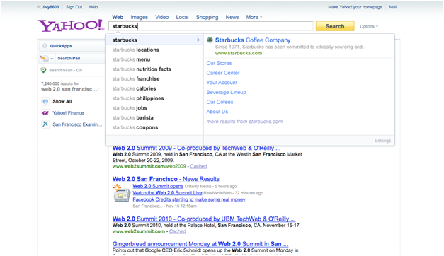 Yahoo! Assist 3