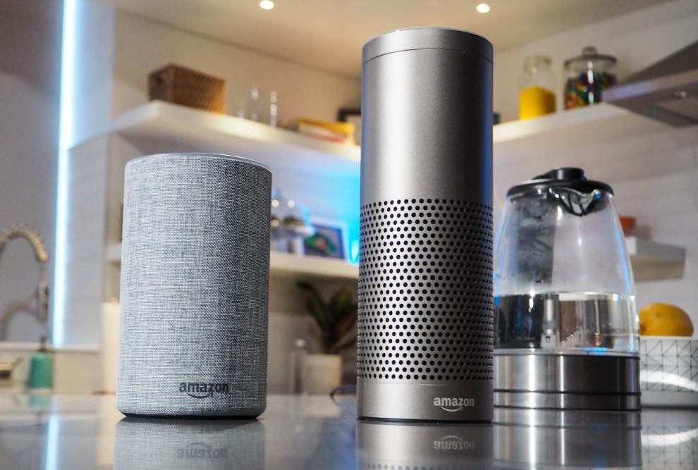 2% seulement des utilisateurs d'Alexa achètent en ligne sur Amazon