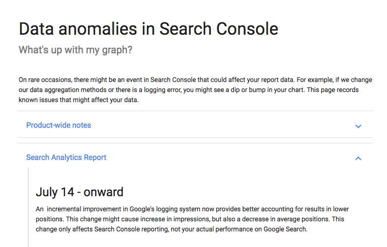 anomalies-search-console