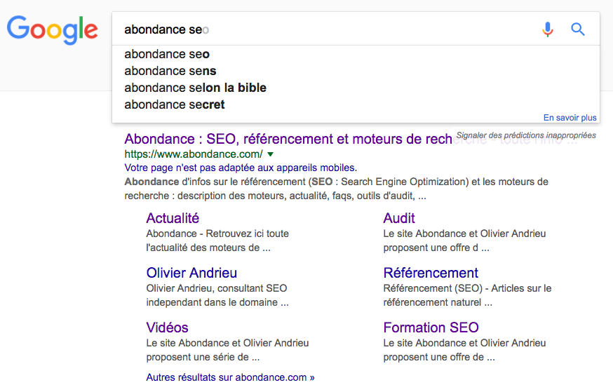 Definition De L Autocompletion Definitions Seo