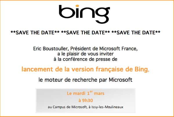 Bing France