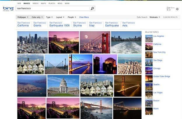 Bing Images