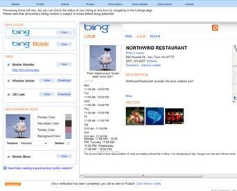 Bing Portal