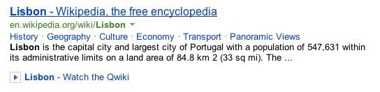 Qwiki Bing 1
