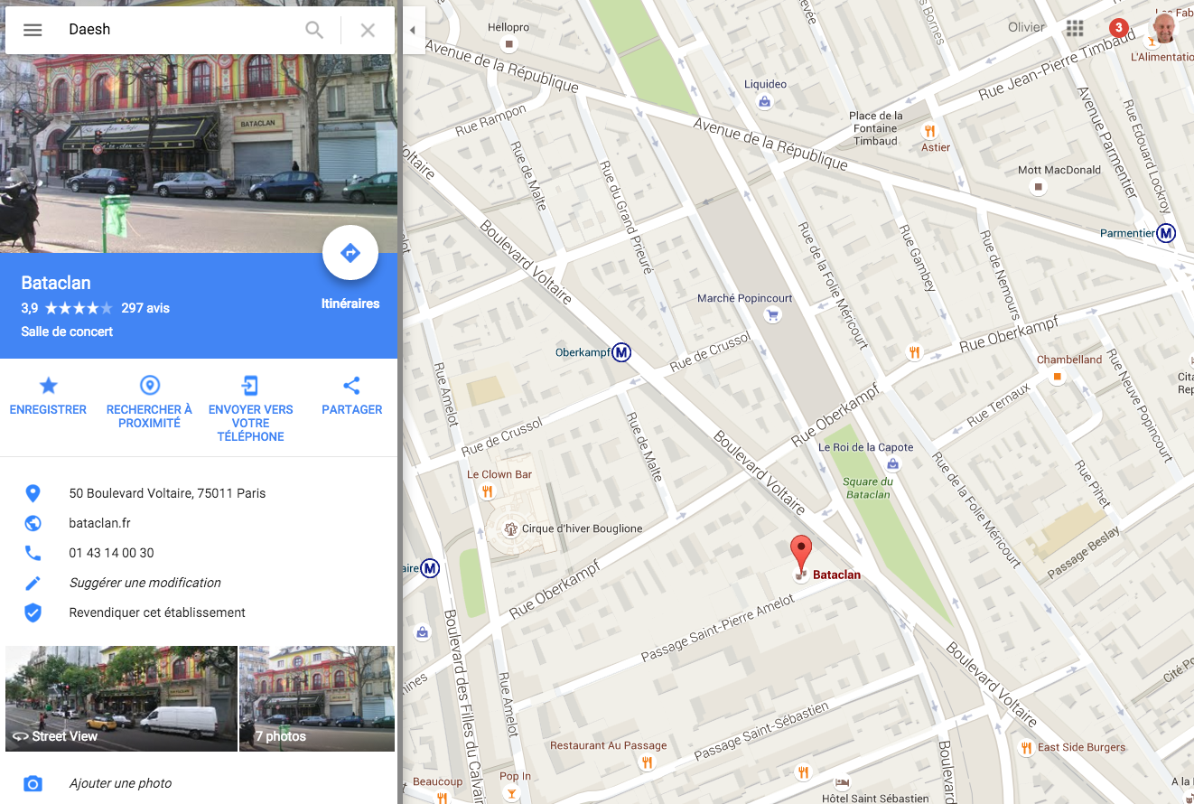daesh-bataclan-google-maps