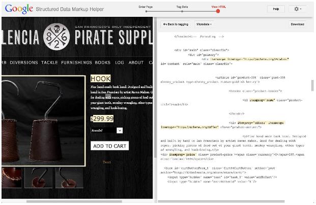 data-markup-helper