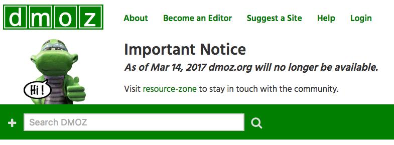 dmoz-fermeture-2017