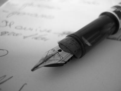 Ecrire auteur