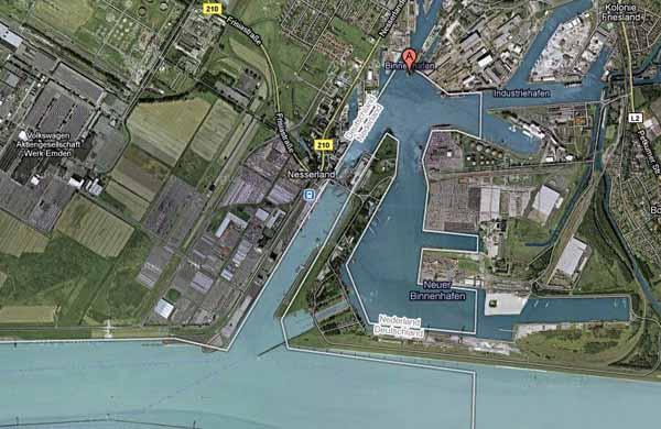 Port de Emden