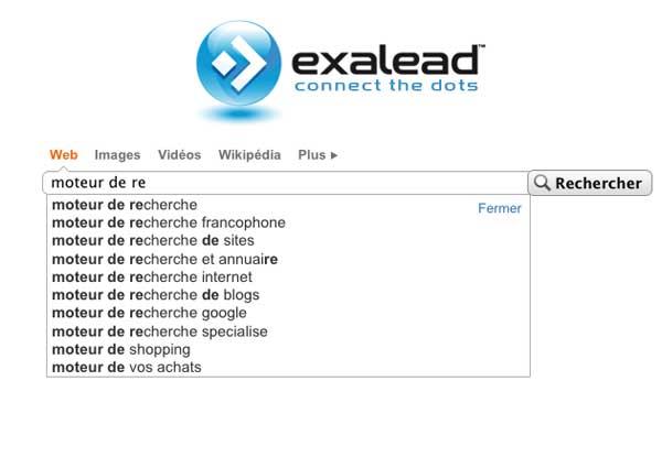 Exalead New 2