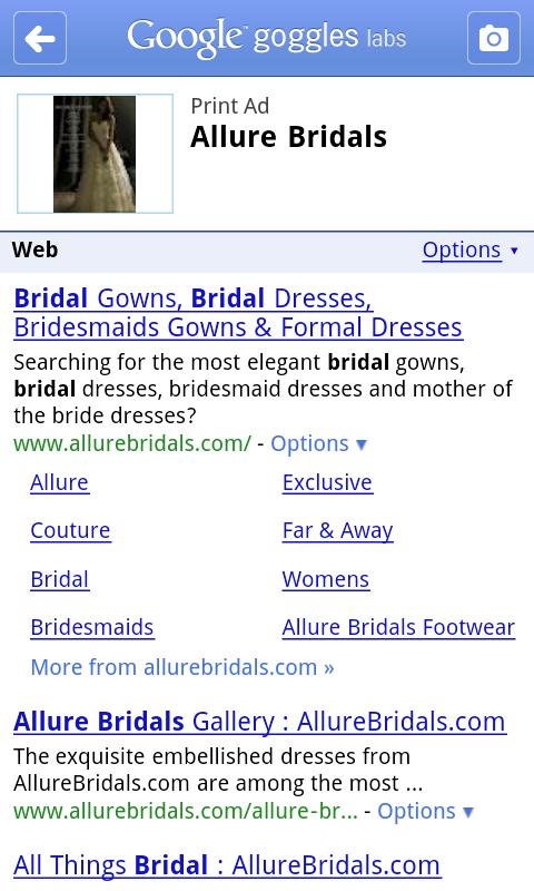 Google Goggles 4