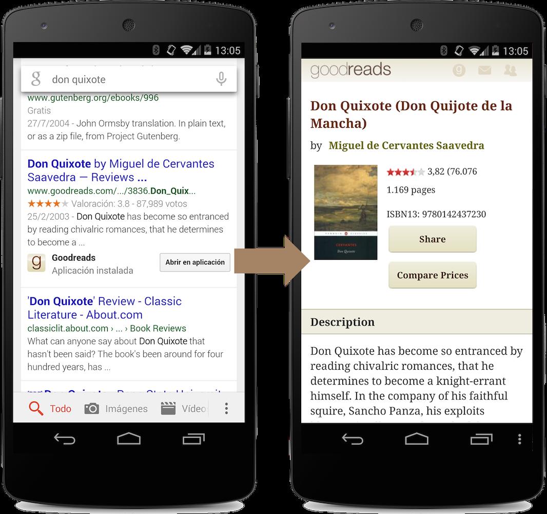 goodreads-app-indexing