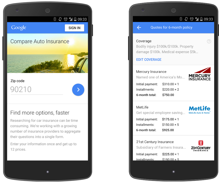 google-comparateur-assurances-us
