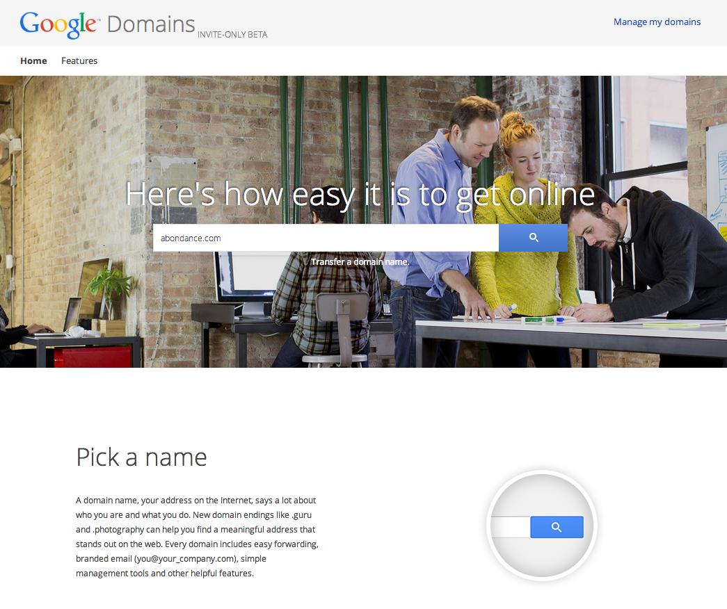 google-domains