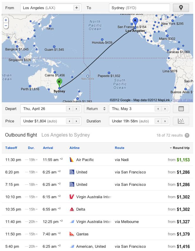 google-flight-search-world