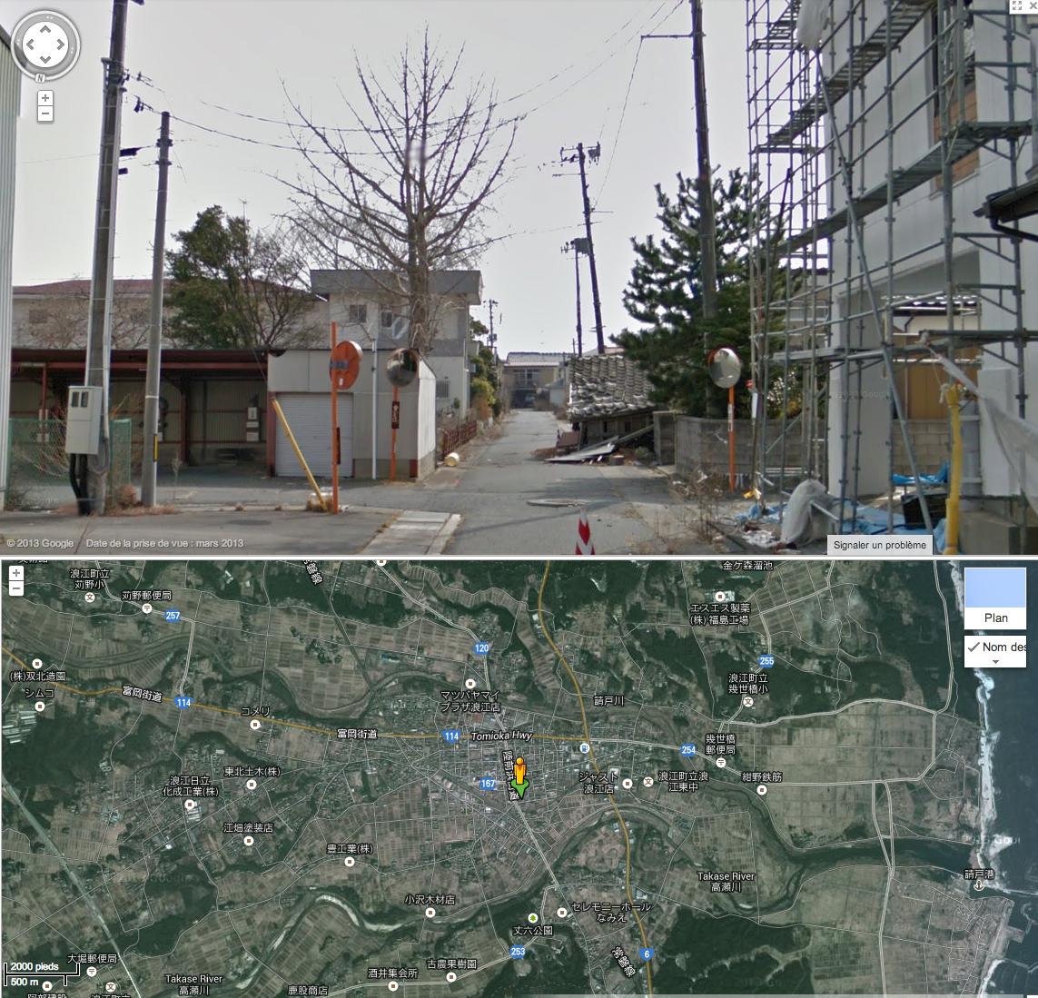 google-fukushima