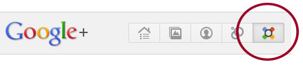Google Games bouton