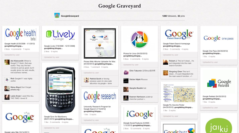 google-graveyard-pinterest
