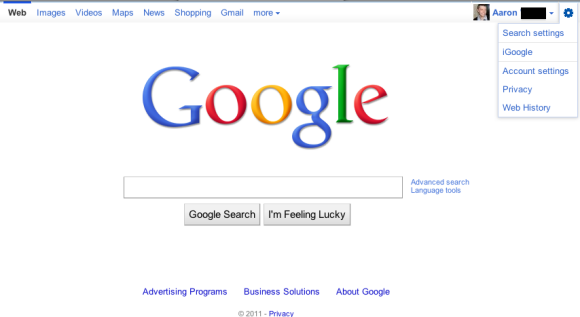 profil Google 2