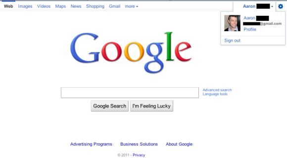 profil Google