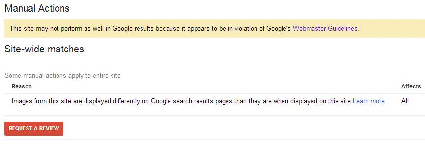google-image-mismatch