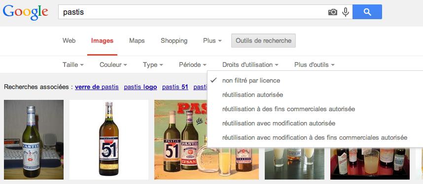 google-images-filtre-droits