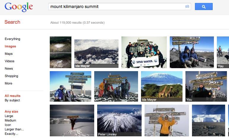 Google Images +1