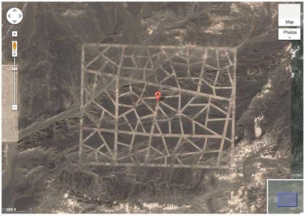 Google Maps Chine 1