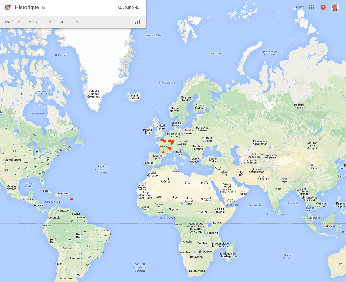 google-maps-historique