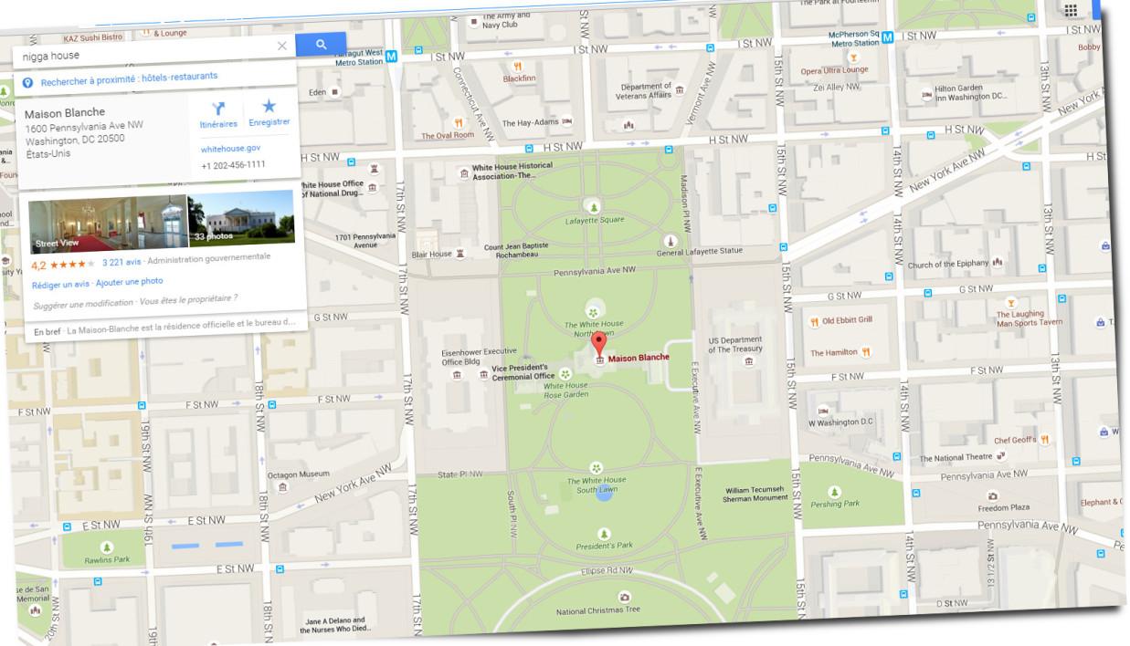 google-maps-nigga-house