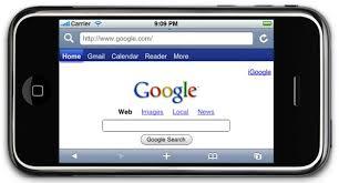 googl emoteur mobile