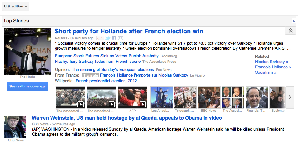Google News Comment Google Plus