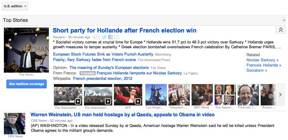 Google News Comment Google Plus