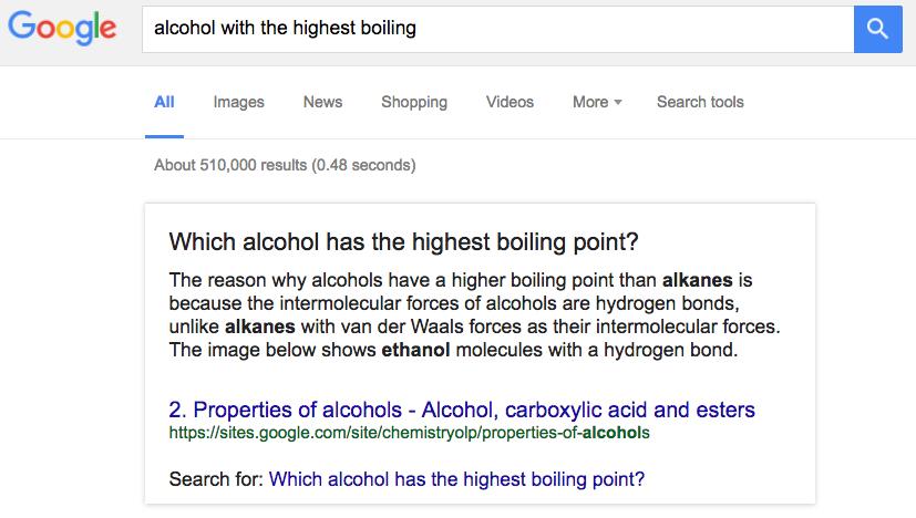 google-requete-question