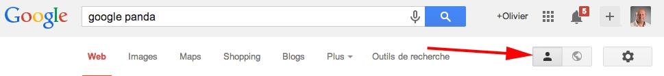 google-resultats-personnels