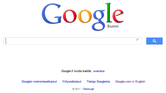 Google test juin 2011