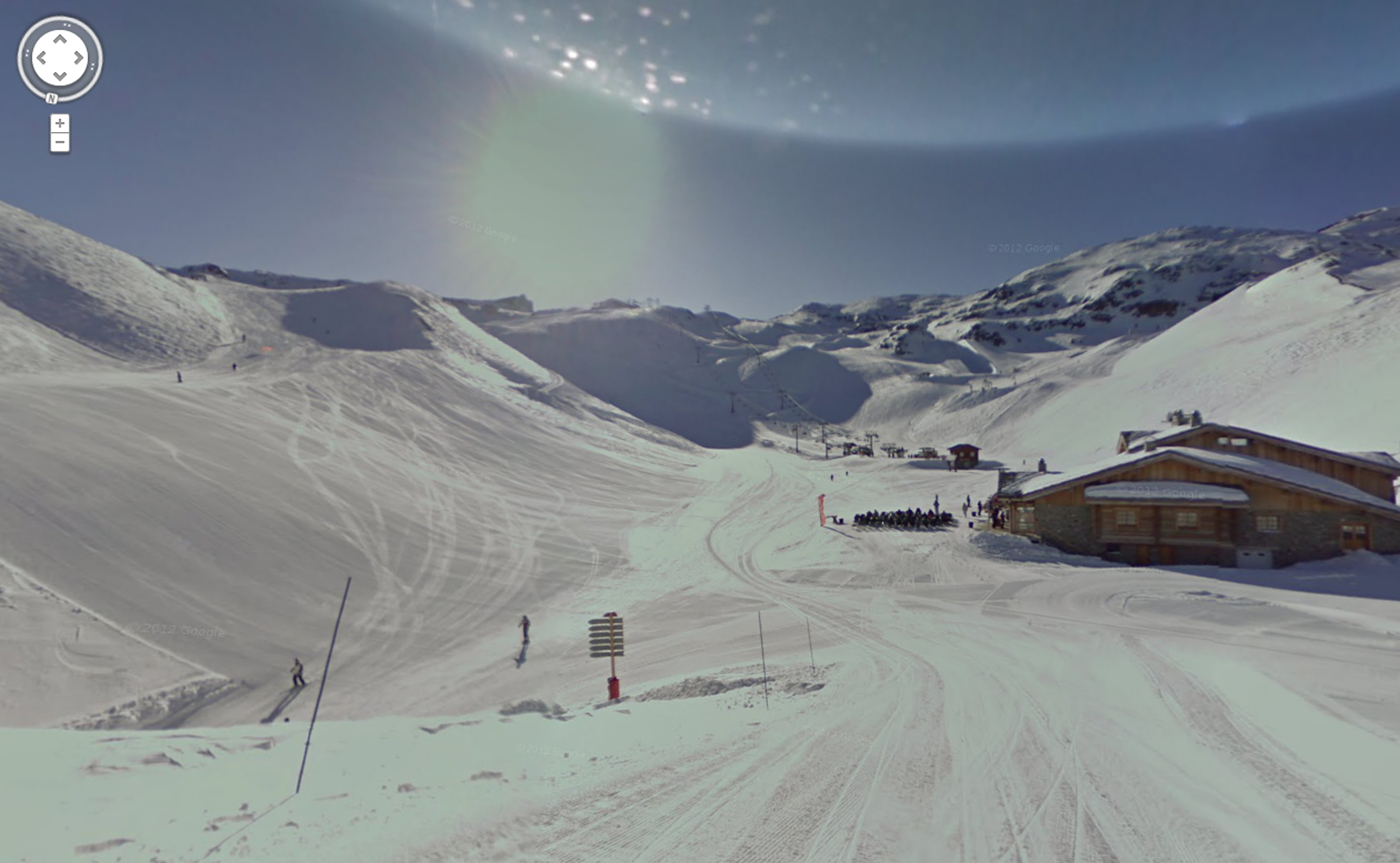 google-strret-view-ski
