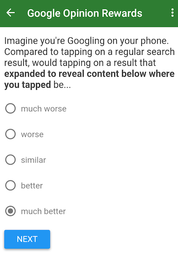 google-survey-cache