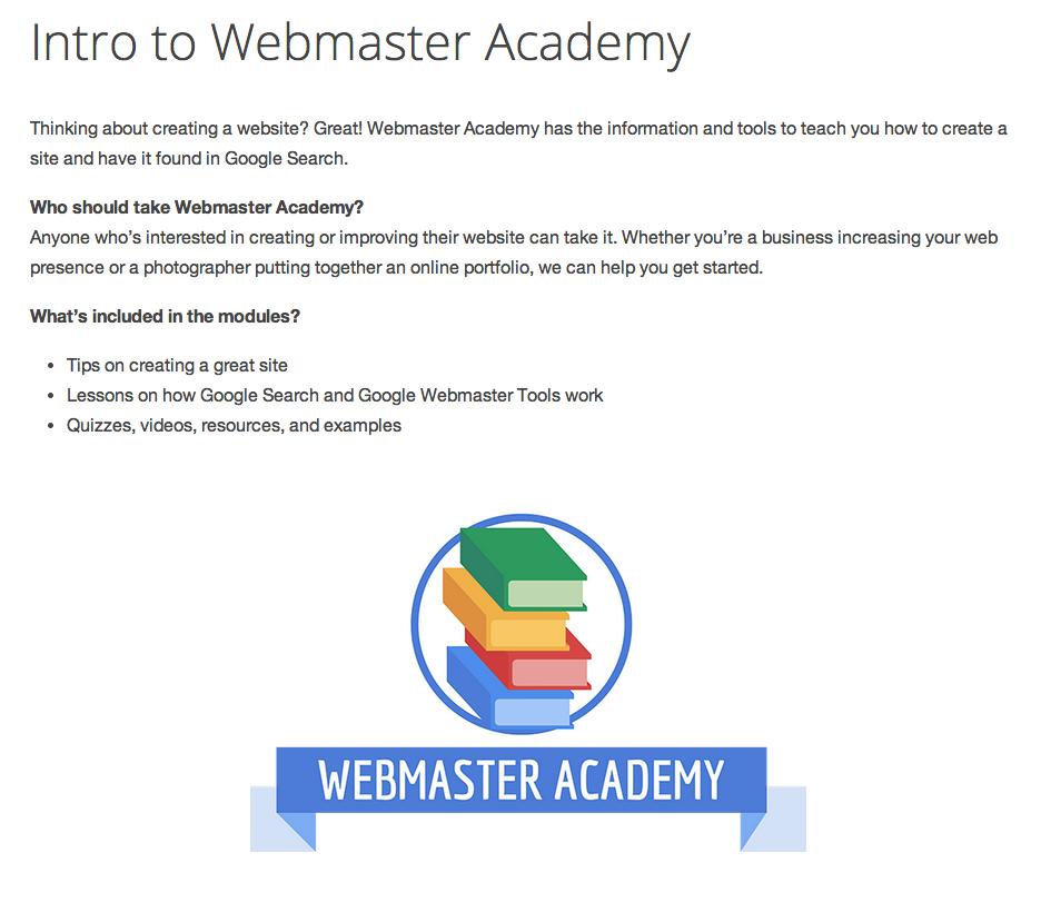 google-webmaster-academy-2014
