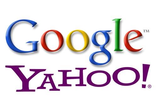 Google Yahoo!