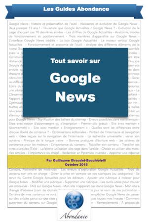 Guide PDF : Google News - Optimisez votre SEO sur Google Actualités