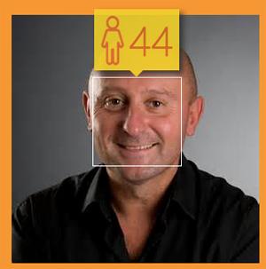 Bing Images tente de deviner votre âge