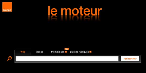 Lemoteur Orange
