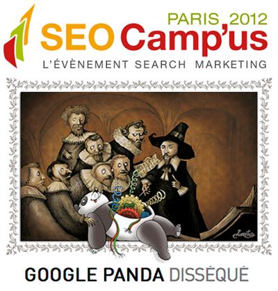 Google Panda Disséqué