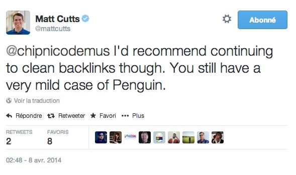 matt-cutts-tweet-penguin-vitesse